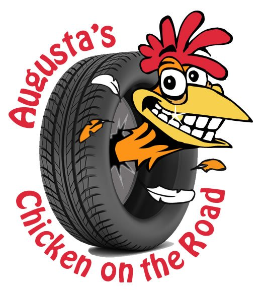 Augusta's Chicken on the Road logo